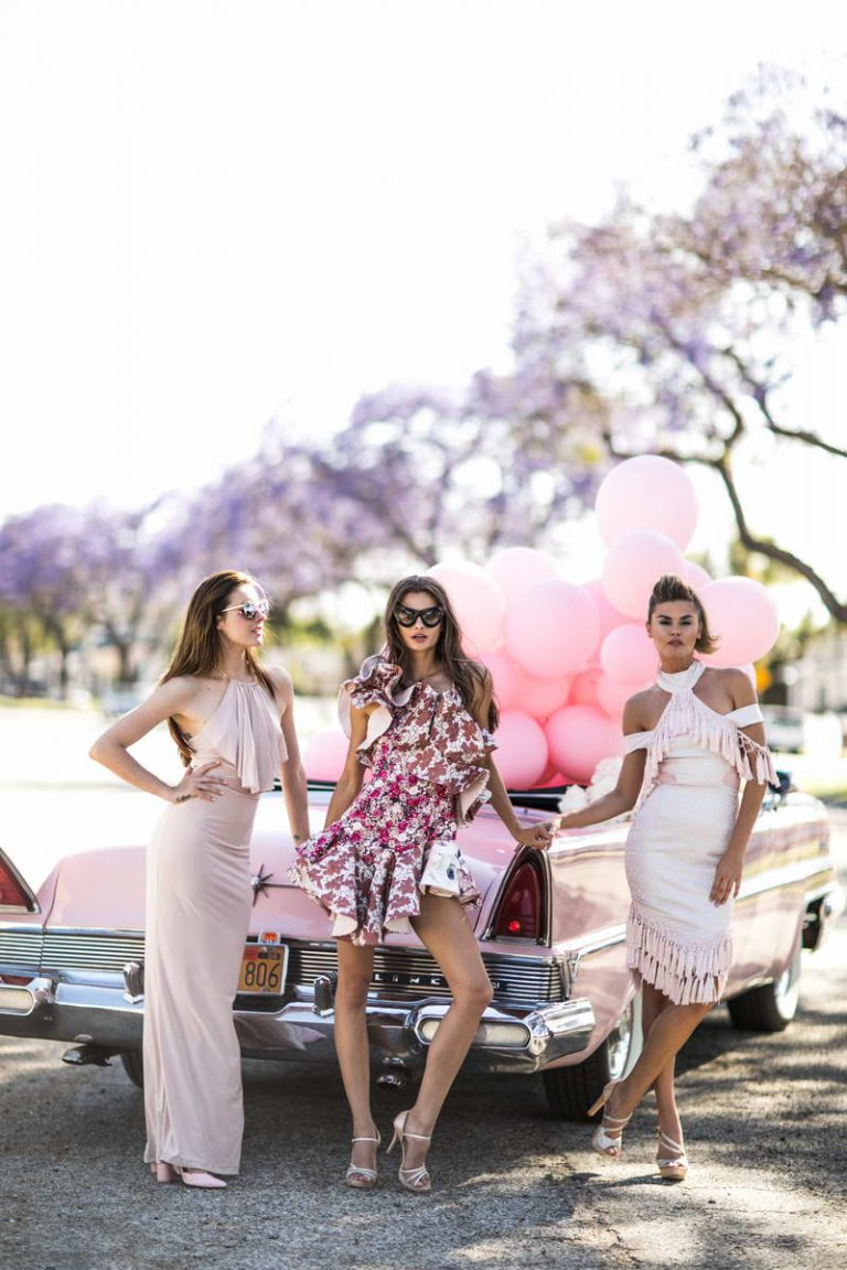 Pink Dream – Fashion Photoshoot