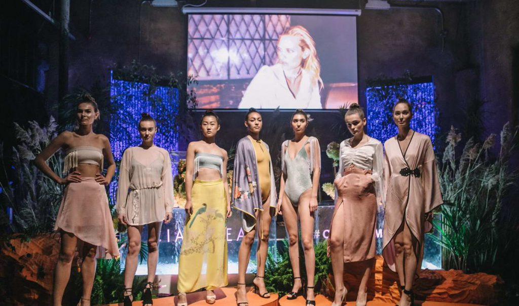 Ciaosea Fashion Show with Models