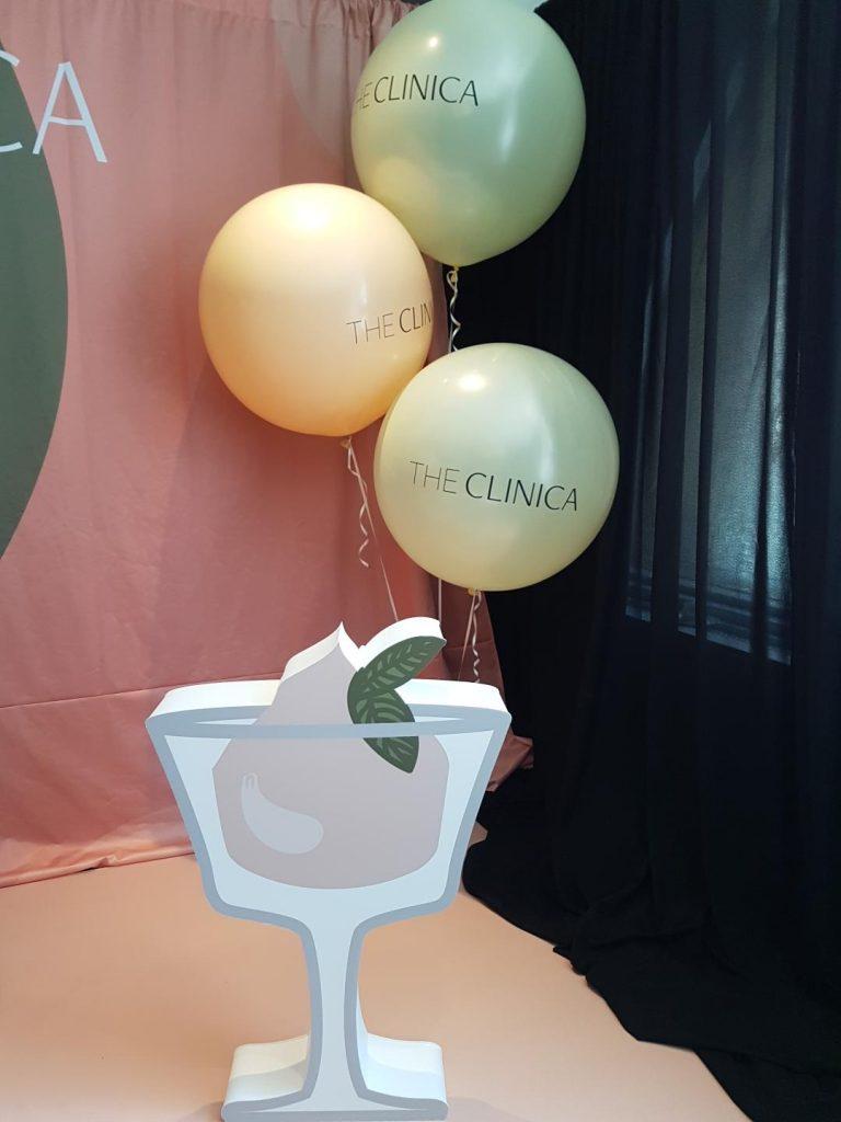 Brand Balloons & Prop