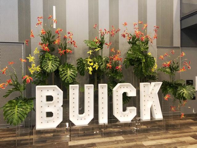 Buick Foam Prop