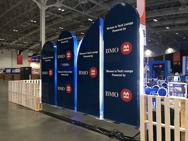 BMO-Booth