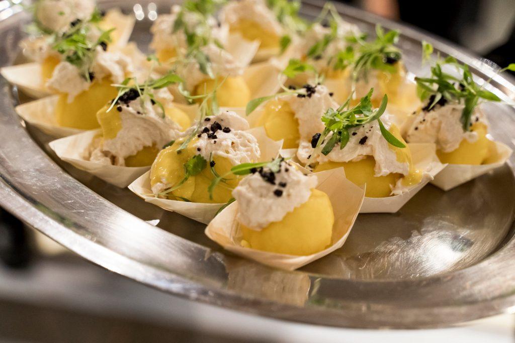 event management food service